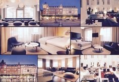 Nobis Hotel in Stockholm Sweden. Top!