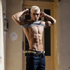 Posts about Hot Dude written by Eli Spiritweaver Body Inspiration, Fitness Inspiration, Workout Inspiration, Hot Men, Sexy Men, Sexy Guys, Ripped Men, Blonde Boys, Bodybuilding Workouts