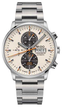 Mido Commander Chronometer limited Edition
