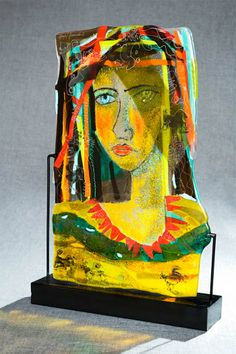 Maricel Alvarado - Objetos con Vidrio