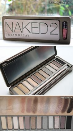 I like this one alot better then my first naked pallete !
