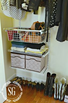 new incredible small walk in closet ideas & makeovers 75
