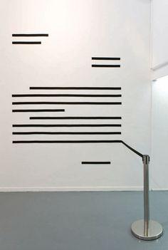 Igor Eskinja. #stripes #striped #lines #lined
