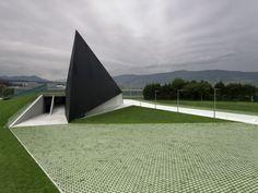 ACXT || BTEK Centro de Interpretación de Nuevas Tecnologías (Vizcaya, España)