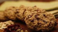 G & M's oatmeal cookies