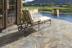 Bring some African style into your home with the Out of Africa Tile Collection. Bring natural stone to your patio with the Lesotho grey hardbody tile, it's a perfect choice for patios and outdoor spaces! Exclusive to Tile Africa