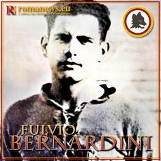 Omaggio al Cuore della #Roma Testaccina.. 28 Dicembre 1905 nasceva il grande Fulvio Bernardini detto Fuffo. Storico Capitano e bandiera giallorossa: 11 anni alla Roma, 303 presenze e 47 reti.