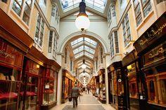 Burlington Arcade, , Londres