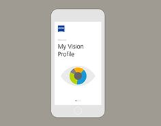 "Check out new work on my @Behance portfolio: ""My Vision Profile Application for Carl Zeiss Vision"" http://be.net/gallery/53977865/My-Vision-Profile-Application-for-Carl-Zeiss-Vision"