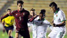 Resaltan en Bolivia triunfo ante Venezuela en amistoso de fútbol