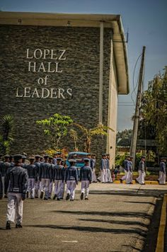 PMA Cadets Lopez Hall of Leaders  Philippine Military Academy  Baguio City, Philippines  http://www.avianquests.com/2017/03/myths-uncovered-about-photographing.html