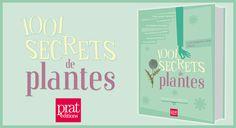 1001 SECRETS DE PLANTES : 10 exemplaires à gagner