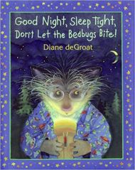 Lil Sprouts Book Club: Good Night, Sleep Tight, Don't Let the Bed Bugs Bite ~ Simply Sprout