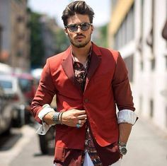 Mariano Di Vaio Instagram update  so handsome