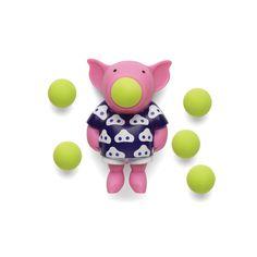 Hog Wild Pig Popper, Multicolor