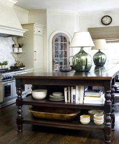 Kitchen | Tammy Connor Interior Design | Dering Hall Design Connect In partnership with Elle Decor, House Beautiful and Veranda.