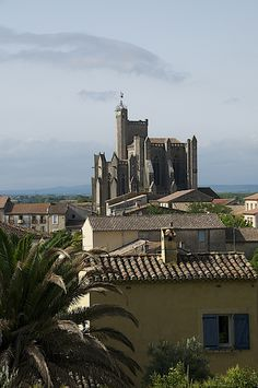 Capestang, Languedoc-Roussillon, France