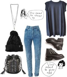 """""""i love everybody"""" by nereid-a ❤ liked on Polyvore"""