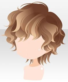 Cute Hairstyles, Anime Hairstyles, Chibi Hair, Hair Reference, Sad Faces, How To Draw Hair, Manga, Art Tips, Male Hair