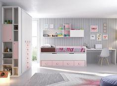 """Blog Dormitorios Juveniles Valencia: ¿Por qué dos dormitorios juveniles """"idénticos"""" tie..."""
