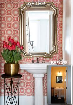 If you're considering redecorating one or more of your rooms but aren't sure how to transform it, take a look at how the right color can do all the work for you: