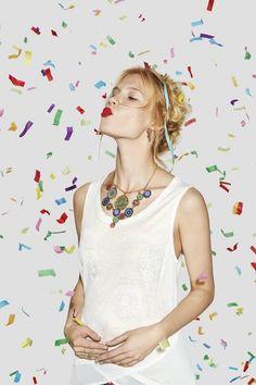 Jewelry Desigual Necklace  Mojito