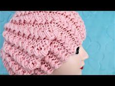 ШИКАРНЫЙ, ОБЪЕМНЫЙ БЕРЕТ СПИЦАМИ . ПОДРОБНЫЙ МАСТЕР КЛАСС - YouTube Fanni Stitch, Crochet Tablecloth, Baby Dress, Crochet Patterns, Crochet Hats, Knitting, Fashion, Tutorial Crochet, Knitting And Crocheting
