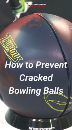 Bowling balls are an investment. They require regular maintenance and upkeep to get the maximum performance out of them. Cracked bowling balls are useless. In this free video, Scott Pohl, owner of On Track Pro Shop, explains why a bowling ball can crack and how to prevent it from happening. Bowling Tips, Bowling Ball, Explain Why, Balls, Investing, Track, Shit Happens, Yard Art, Shop