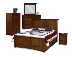 Kascade Bedroom Collection Custom Built By Fine Amish Furniture Craftsmen  And Offered By Weaver Furniture Sales A Northern Indiana Furniture Company.