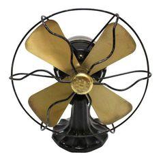 Image of Antique A.C. Gilbert Company Polar Cub Type Fan
