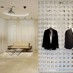 Spencer Hart flagship store by Shed and Nick Hart - Dezeen