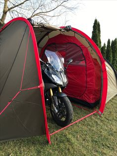 Lonerider tent