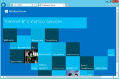 How to create website on IIS in Windows Server 2012 R2  IIS is Internet Information Services which is used to publish and host a website. It is the one of the most popular service of Microsoft.