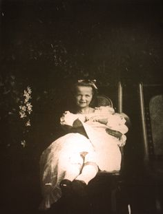 Olga and baby