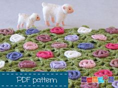 Baby blanket crochet pattern by HowDoYouDoIt.  A personal favorite from my Etsy shop https://www.etsy.com/listing/261028992/crochet-pattern-blanket-prop-blanket-pdf