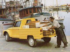 La Dak, dérivée de la Diana : l'équivalent de l'Acadiane en Yougoslavie (mais plus moderne) a également été déclinée en pick-up appelé Geri.