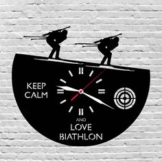 29$ wooden wall clock Skiing/Sport/Hobbies gifts/Gift for him/Custom sport/Winter sport/Personalized sport/Skier/Birthday gift sport/Gift ideas sport/Ski gifts by lovelygift4you on Etsy