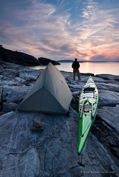 #Kayak Camping Like, Repin, Share, Follow Me! Thanks!