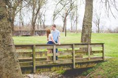 Kevin + Kayli | Engagement Photo By Evelyn Blair Photography