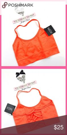 •Victoria's Secret• Sport caged sports bra V I C T O R I A 'S ✦ S E C R E T    ❈ Condition: New with tags  ❈ Reasonable Offers Always Welcome!  ❈ Fast shipping Monday⇢Friday  Same/Next day after your purchase  ❈ Questions? Please comment below,  I will be more than happy to assist you ☻  ❈ Bundles are always encouraged to save on shipping!   ❈Thank you for stopping by! Hope to have you as a customer or returning customer   xo ღ Jennifer Victoria's Secret Intimates & Sleepwear Bras
