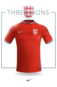 National jersey design - Nike by E S, via Behance
