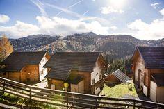 Turracher Höhe: Das romantisch gelegene Dorf liegt zwischen Kärnten und der Steiermark und ist von München schon in 2,5 Std. Fahrtzeit zu erreichen.