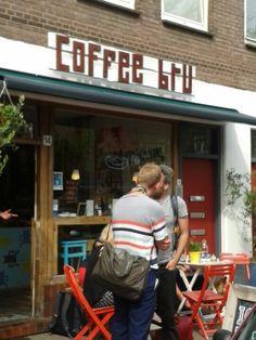 Coffee Bru Amsterdam oost