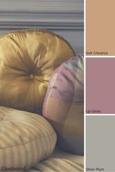 All colours available from the Fleetwood Paint's Popular Colours range.