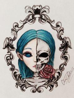 #SkullGirl