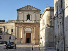 """Chiesa dei Padri Liguorini"", Franca Villa Fontana, Puglia, Italia (Luglio)"