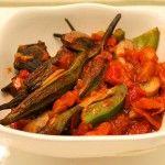 Lebanese Okra Recipe