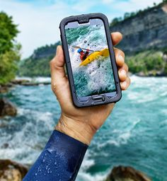 "LIFEPROOF GALAXY S4 ""HANDS"" on Behance"