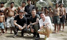 David Beckham Finds Himself In The Amazon Rainforest — Rainforest Cruises