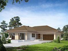 Projekt domu 001BAC2